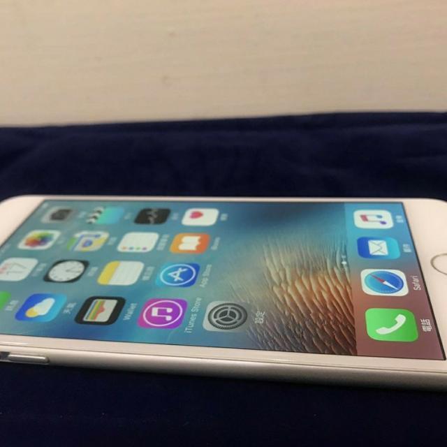 iphone 6 16g 銀白