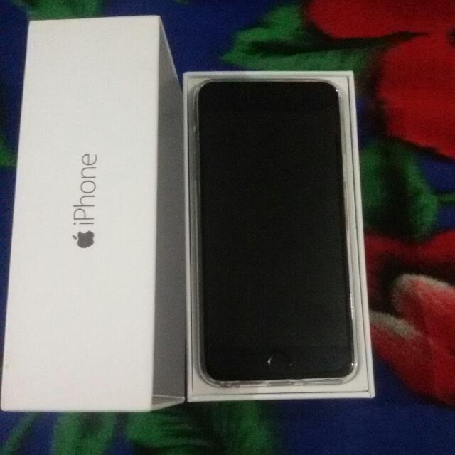 Iphone 6 Plus + 64GB Grey