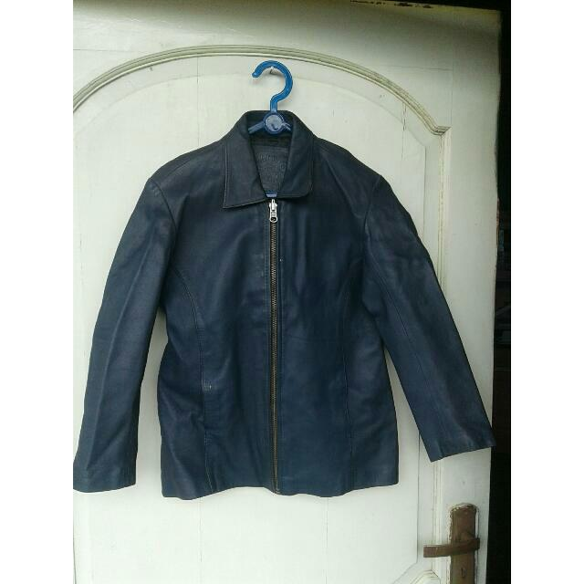 Jaket Kulit Original Authentic Leather