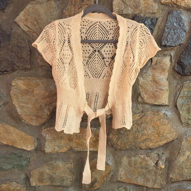 Knitted Bolero / Cardigan