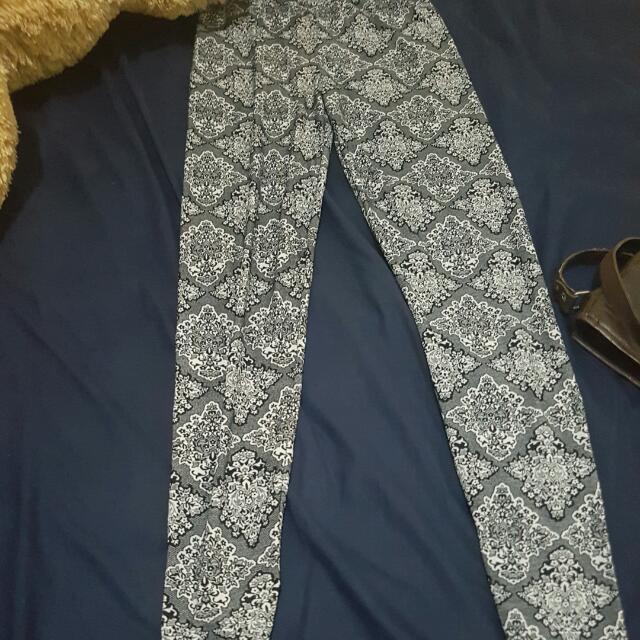 Legging Batik