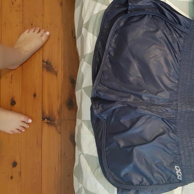 Lorna Jane Dark Blue Shorts Size M