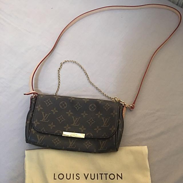 Louis Vuitton Favourite Monogram