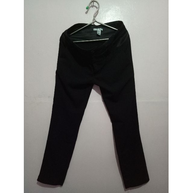 Mango, Black Pants
