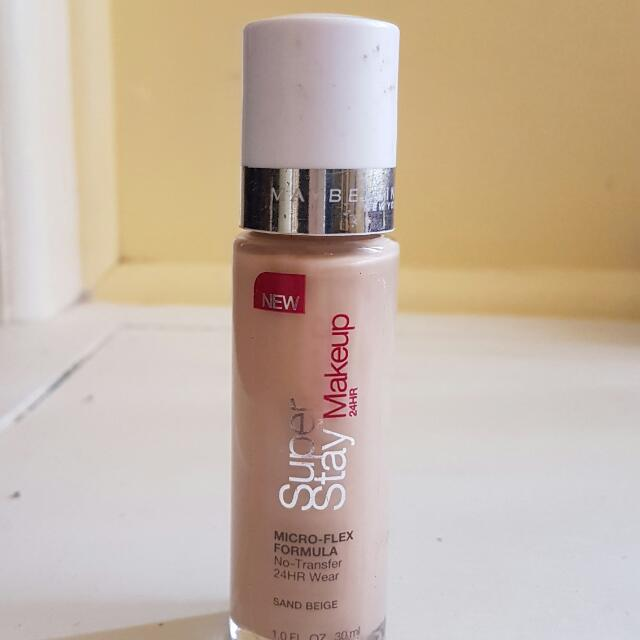 Maybelline Super Stay Makeup