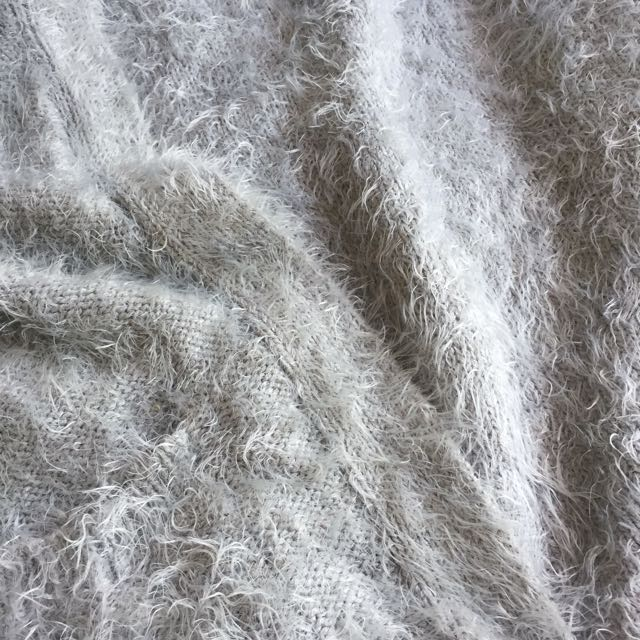 Missguided Eyelash Knit Cardigan