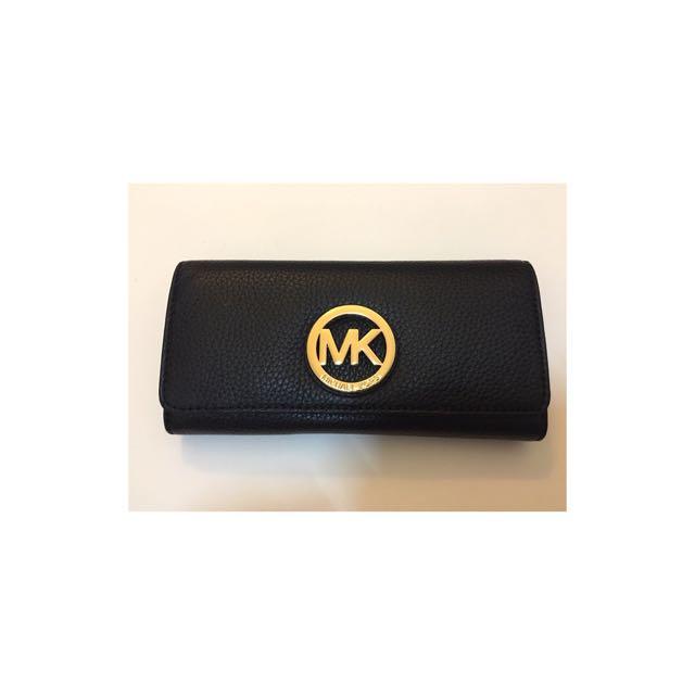 MK大logo長夾