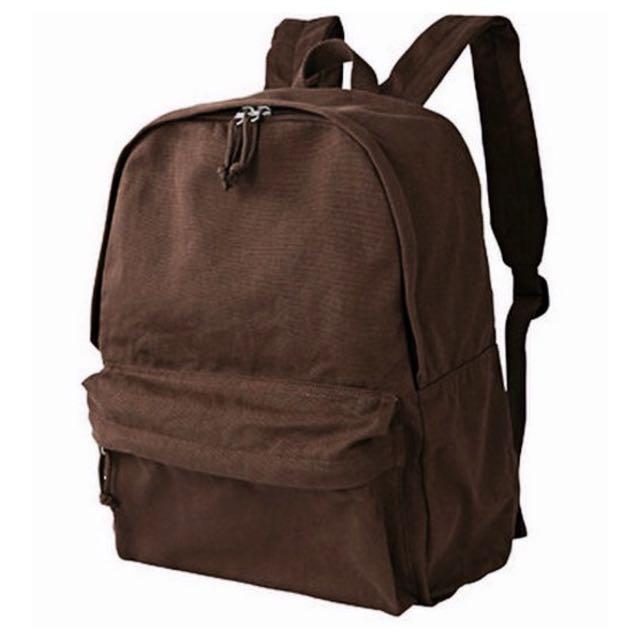 Muji Backpack