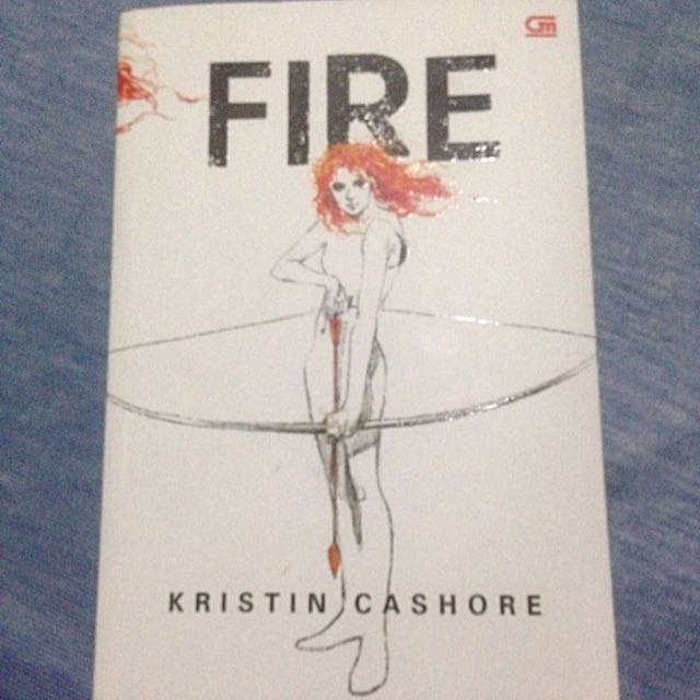 Novel FIRE by Kristin Cashore {bhs. Indonesia}