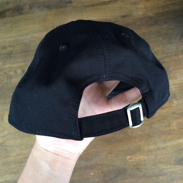 0f1bd15037a8e NY Yankees Black Cap