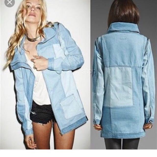 One Teaspoon Denim Jacket
