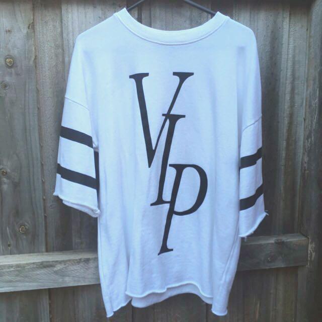 Oversized Forever 21 Shirt