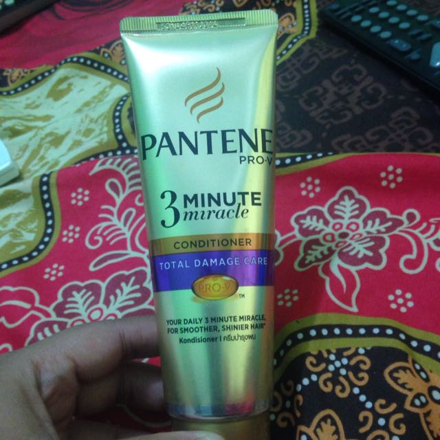 PANTENE Pro V 3 Minute Miracle Conditioner
