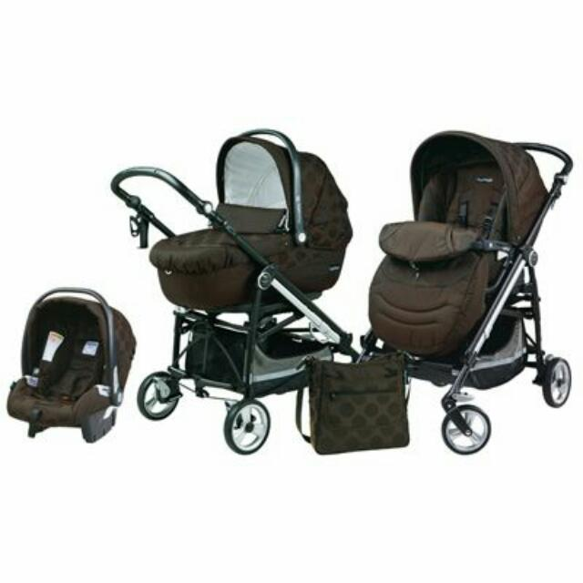 Peg Perego Pliko Switch Easy Drive Modular