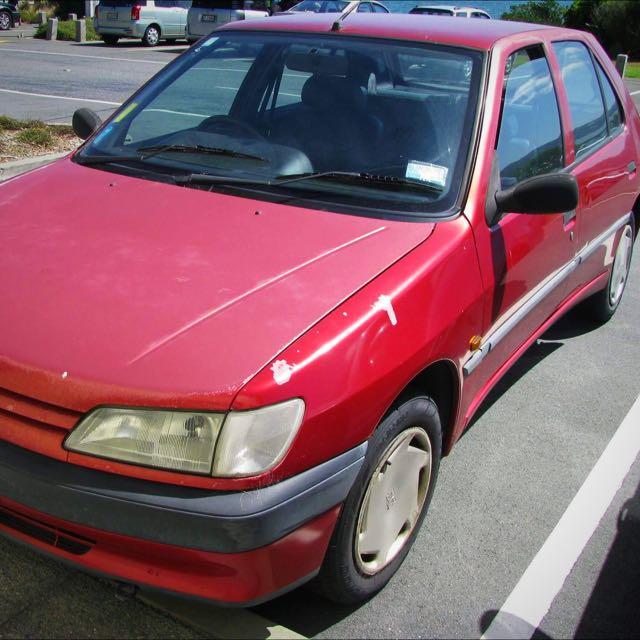 Peugeot 306 (1997)