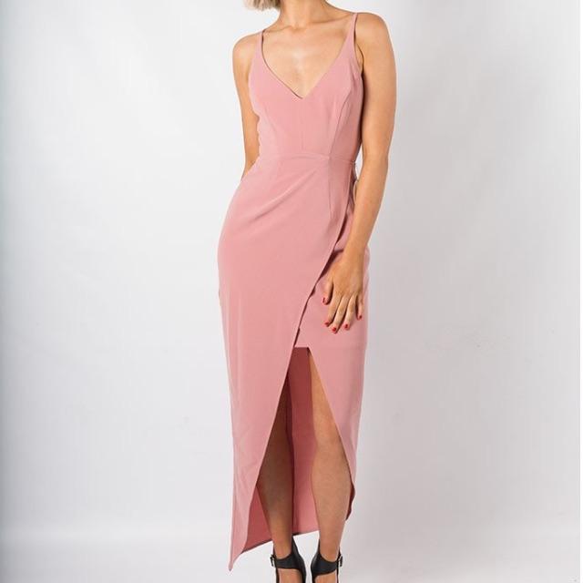 PILGRIM CLOTHING Distopia Dress PINK size 6