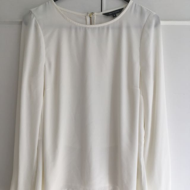 Portmans White Blouse
