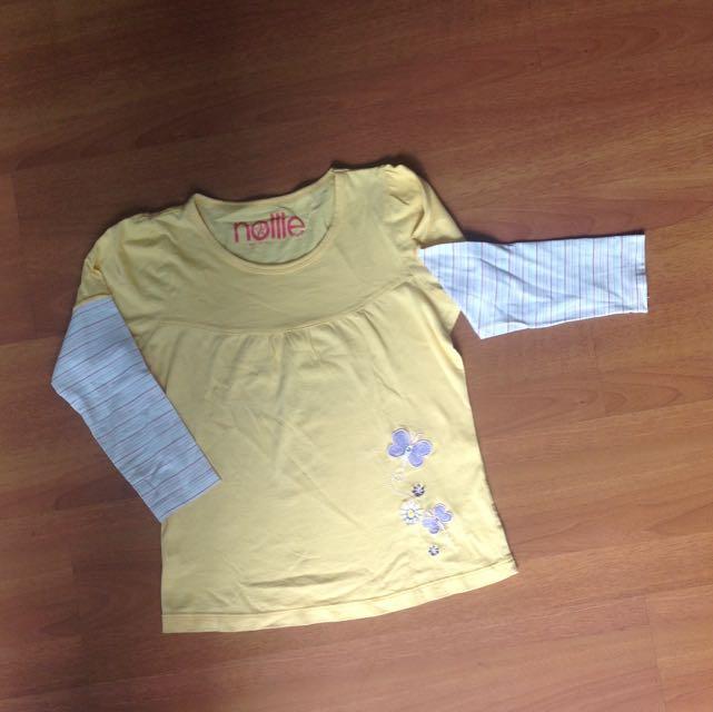Pre Loved Kaos Anak Perempuan