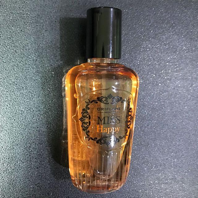 Preloved Oriflame Miss Happy Fragrance Mist