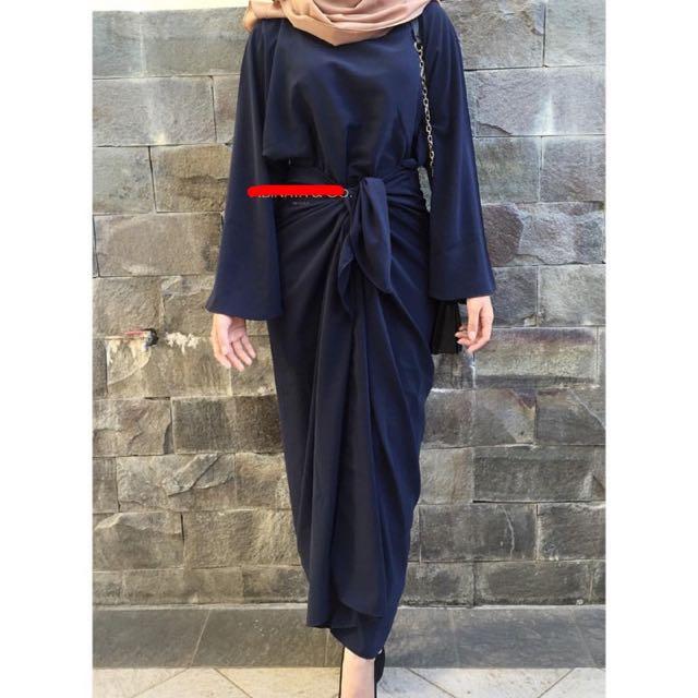 Preloved Ribbon Dress