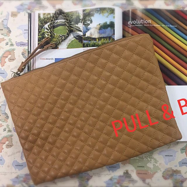 Pull & Bear Clutch Bag