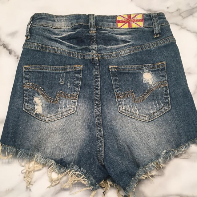 Represent 🇮🇴 Jean Shorts