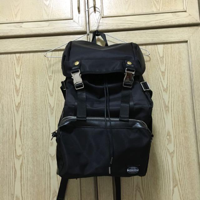 R.P.T.N 機能性防撥水後背包