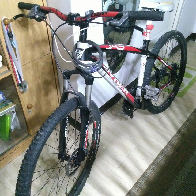 Ryder 27.5 Mountain Bike