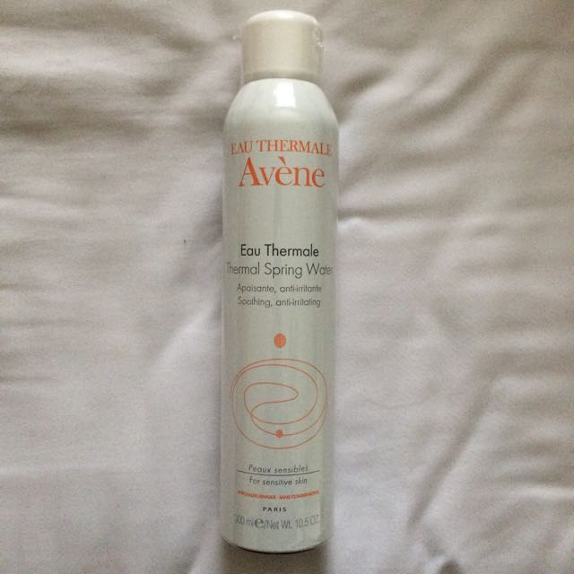 SEALED AVÈNE THERMAL SPRING WATER - FRENCH SKINCARE