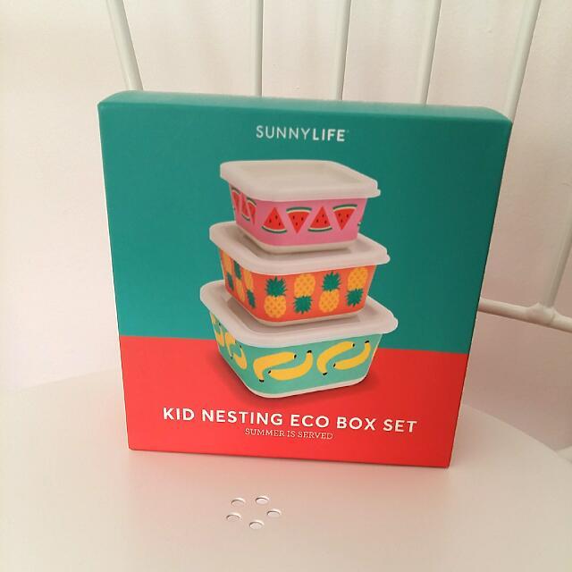 Sunnylife Nesting Eco Box Set