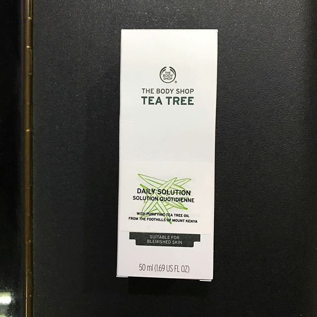 Tea Tree Body Shop Daily Solution