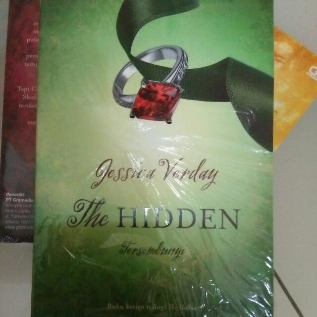 The Hidden - Jessica Verday