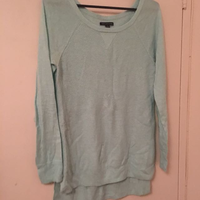 Tiffany Blue Sweater