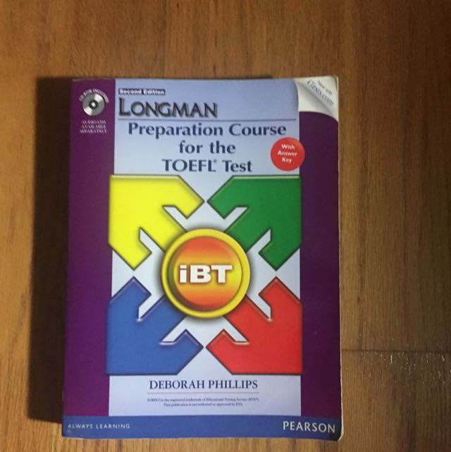 TOEFL GUIDE BOOK