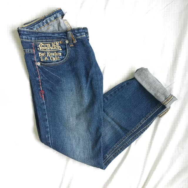 Von Dutch Pants Denim