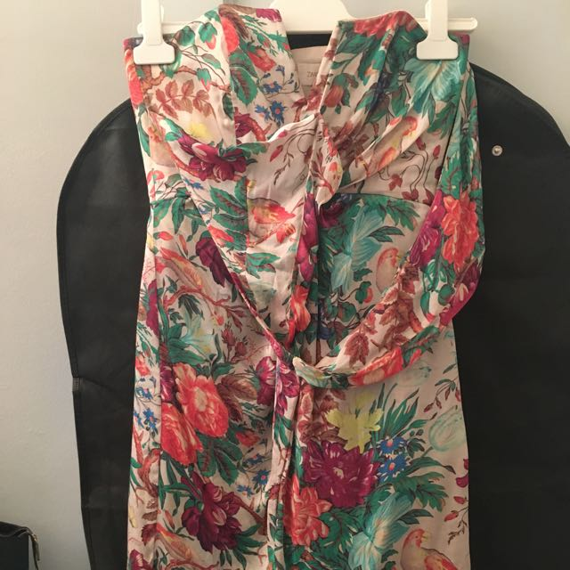 Zimmermann Silk Dress, Size 0