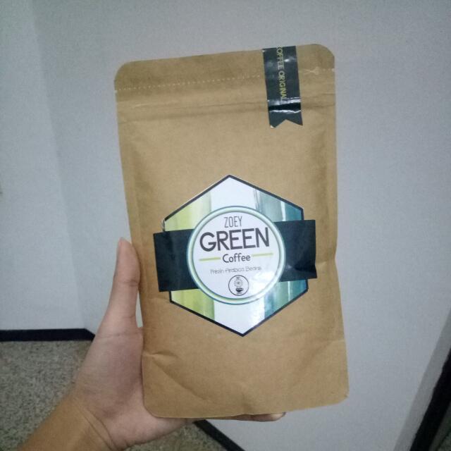 Zoey Green Coffee
