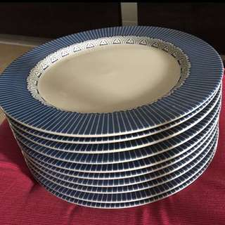 Ceramic plate(The price is for per piece)