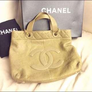 Chanel Trianon Calf Leather