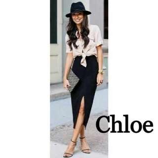 CHLOE  Blouse    Sz 10-12