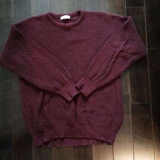 American Apparel Fishermens Sweater