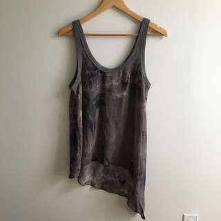 Urban Outfitters Galaxy Tank