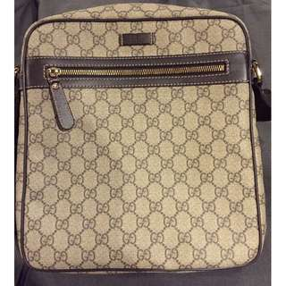 Gucci Men's Shoulder Bag AUTHENTIC Brand New REPRICED