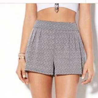AE Printed Soft Shorts