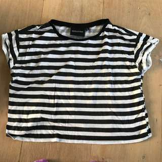 Minkpink Striped Tee