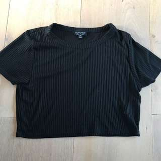 Top shop Cropped Tshirt