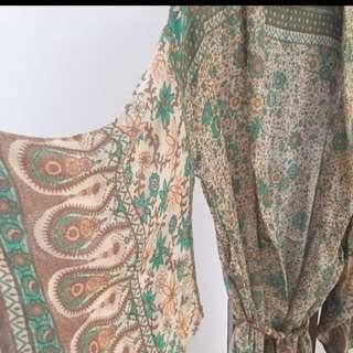 Spell Boho Blossom Kimono