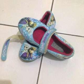 Sepatu Anak Frozen (Disney)