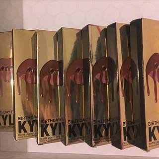 KYLIE COSMETICS FROM THE SAME MANUFACTURE