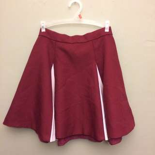 Vintage Cheerleading Skirt